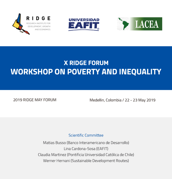 Call For Papers Poverty And Inequality May 2019 Ibero